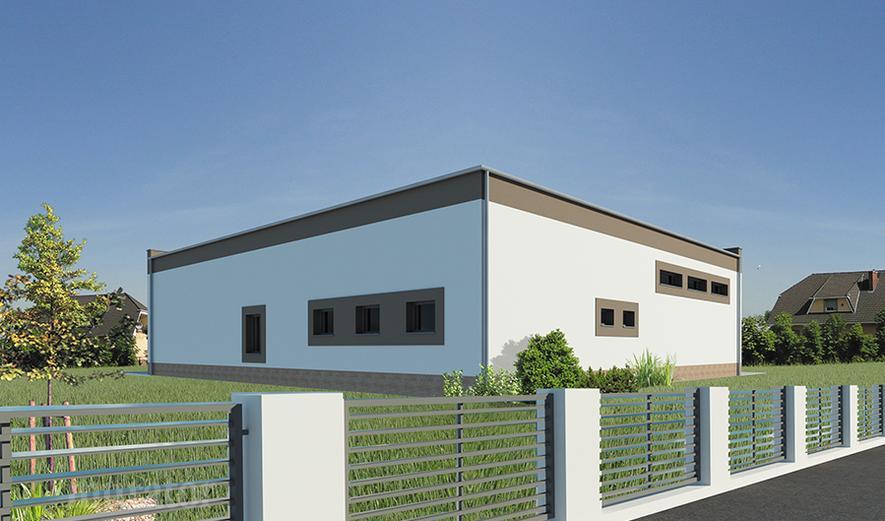 UC56 Budynek usługowy